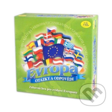 Evropa - otázky a odpovědi -