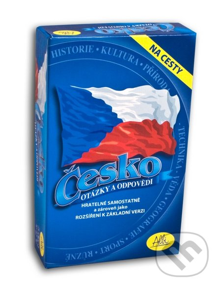 Česko cestovní verze -