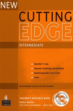 New Cutting Edge - Intermediate: Teacher\'s Resource Book - Sarah Cunningham