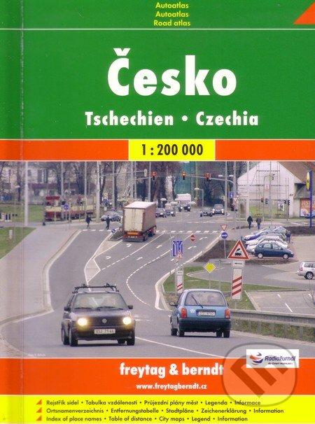 Česko 1:200 000 -