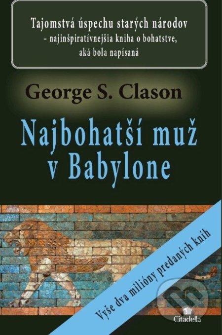 Najbohatší muž v Babylone - George S. Clason