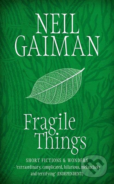 Fragile Things - Neil Gaiman
