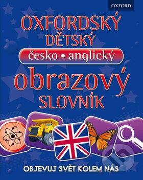 Oxfordský dětský česko-anglický obrazový slovník -