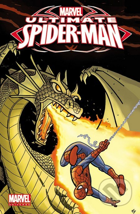 Ultimate Spider-Man - Jacob Semahn