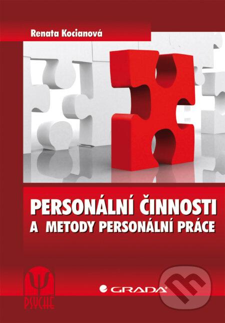 Personální činnosti a metody personální práce - Renata Kocianová
