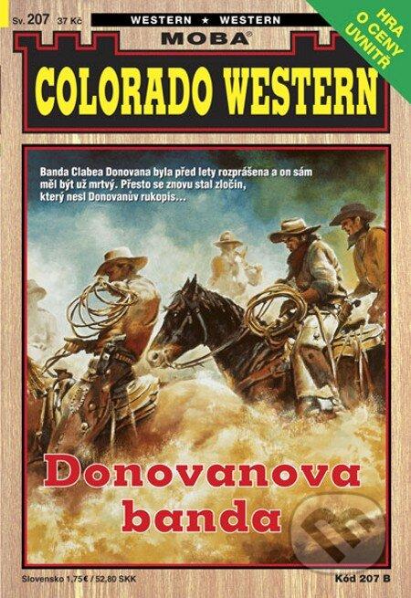 Donovanova banda - John Kirby