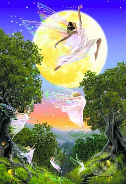 Dance of the Moon Fairy -