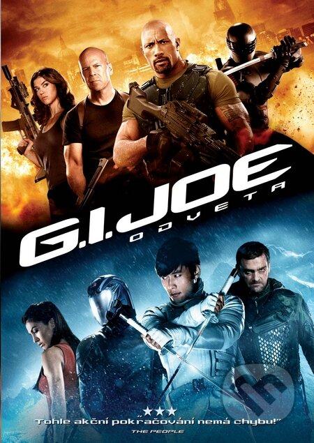 G.I. Joe 2: Odveta DVD