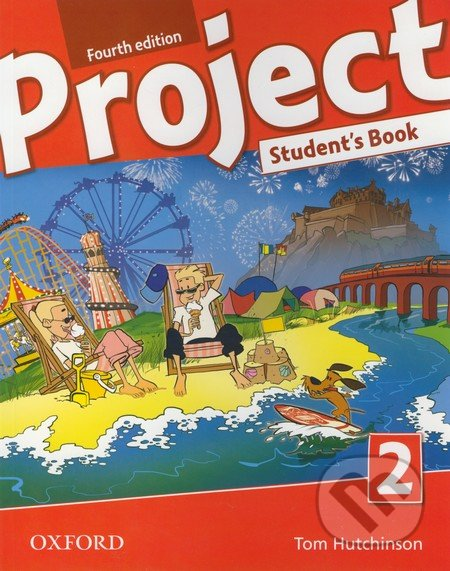 Project 2 - Student\'s Book - Tom Hutchinson
