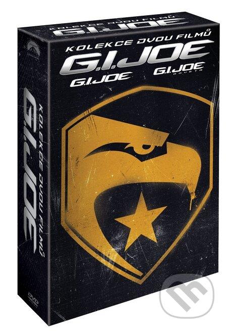 G.I. Joe kolekce 1.-2. DVD