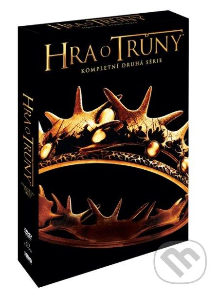Hra o trůny 2. série DVD