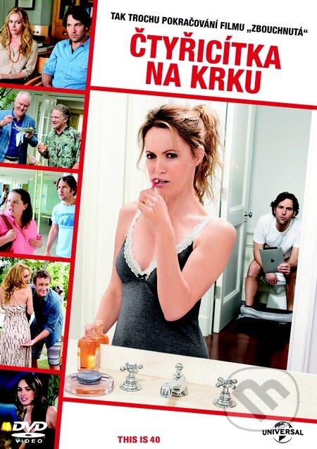 Čtyřicítka na krku DVD