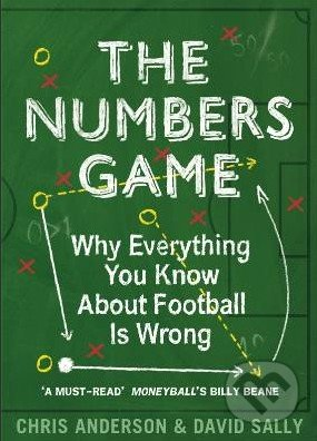 The Numbers Game - Chris Anderso, David Sally