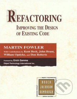 fowler refactoring improving the design of existing code pdf