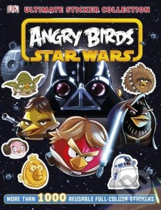 Angry Birds Star Wars - DK
