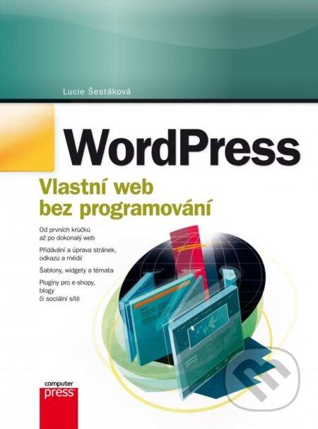 WordPress - Lucie Šestáková