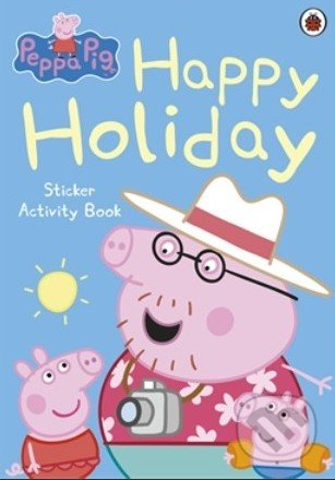 Peppa Pig: Happy Holiday -