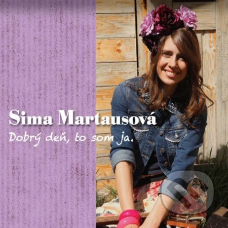 Sima Martausová: Dobrý deň, to som ja. - Sima Martausová