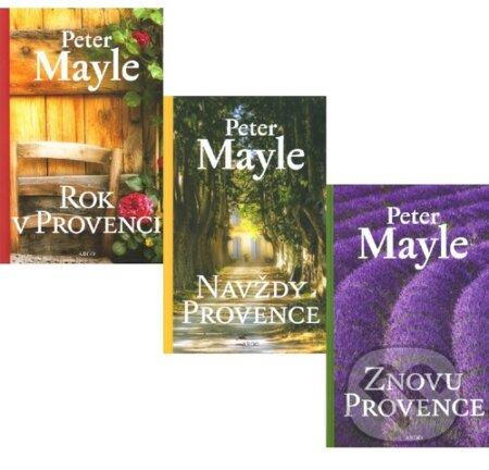 Séria Provence (komplet) - Peter Mayle