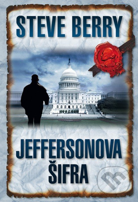 Jeffersonova šifra - Steve Berry