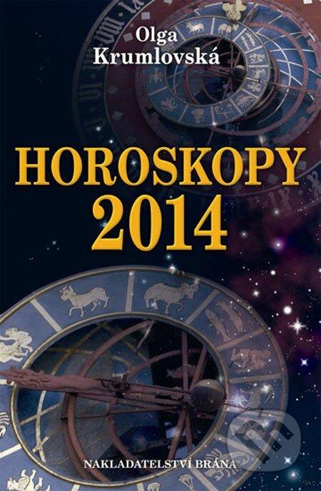 Horoskopy 2014 - Olga Krumlovská