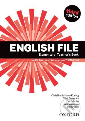 New English File - Elementary - Teacher\'s Book - Christina Latham-Koenig, Clive Oxenden, Paul Seligson