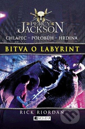 Percy Jackson - Bitva o labyrint - Rick Riordan