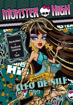 Monster High: Všetko o Cleo de Nile -