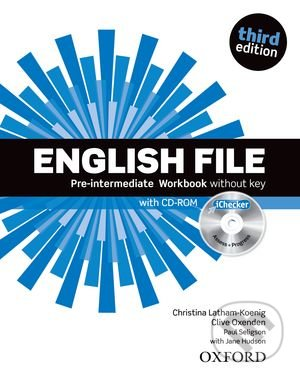 New English File - Pre-Intermediate - Workbook without Key - Christina Latham-Koenig, Clive Oxenden