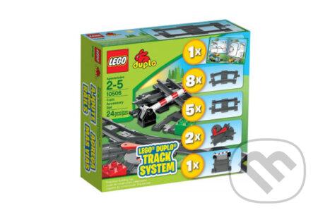 LEGO duplo 10506 - Doplnky k vláčiku -