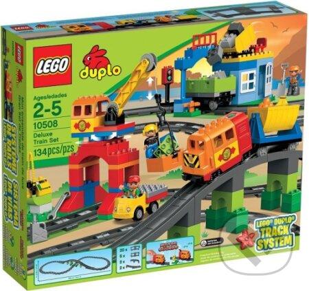LEGO duplo 10508 - Vláčik deluxe -