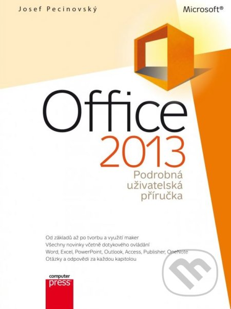 Office 2013 - Josef Pecinovský