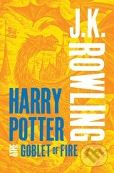 Harry Potter and the Goblet of Fire - J.K. Rowling