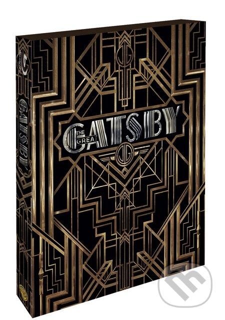 Velký Gatsby 3D + CD Soundtrack BLU-RAY3D