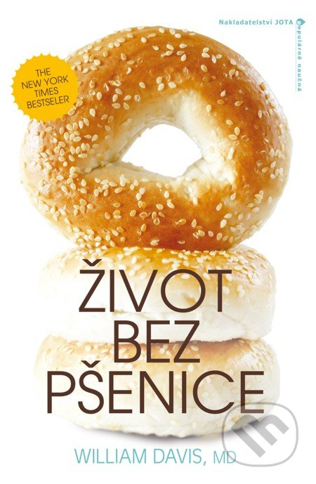 Život bez pšenice - William R. Davis