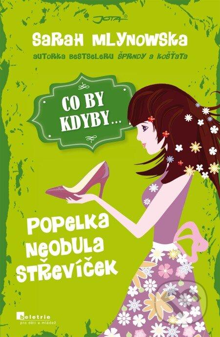 CO BY KDYBY... Popelka neobula střevíček - Sarah Mlynowska