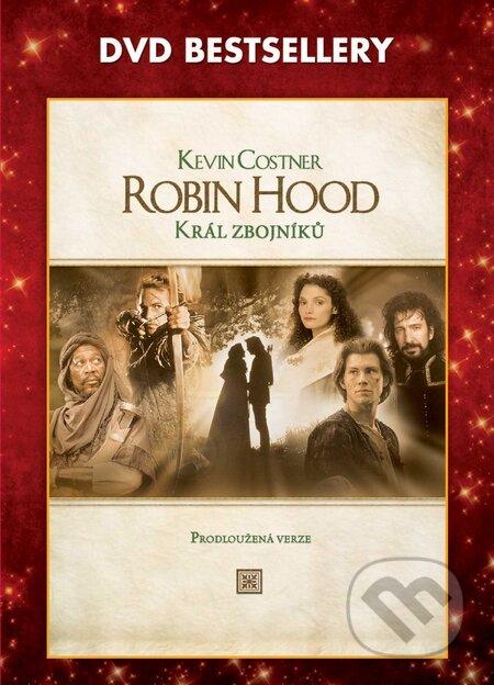 Robin Hood: Král zbojníků DVD