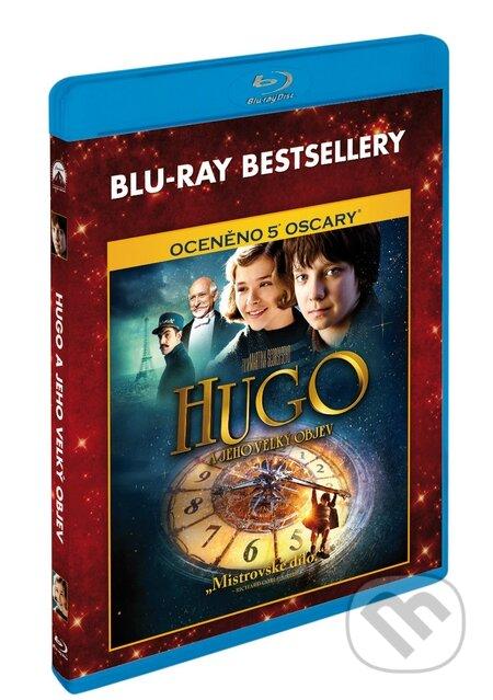 Hugo a jeho velký objev BLU-RAY
