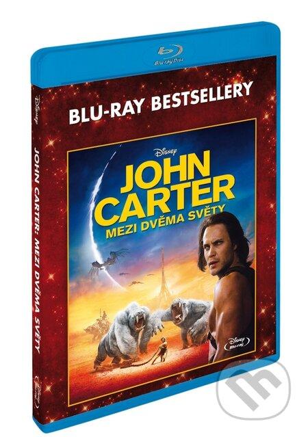 John Carter: Mezi dvěma světy BLU-RAY