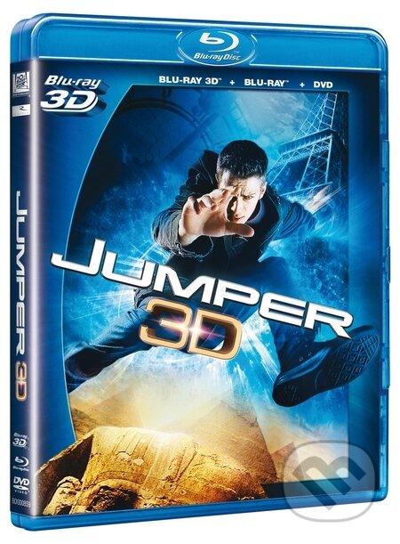 Jumper 3D BLU-RAY