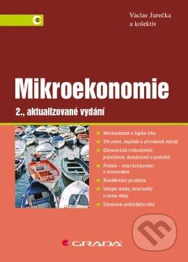 Mikroekonomie - Václav Jurečka a kolektív