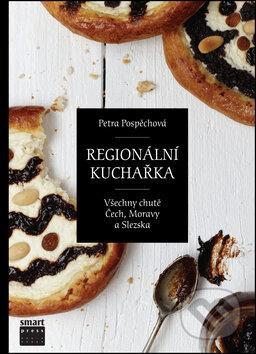 Regionální kuchařka - Petra Pospěchová