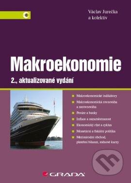 Makroekonomie - Václav Jurečka a kolektív
