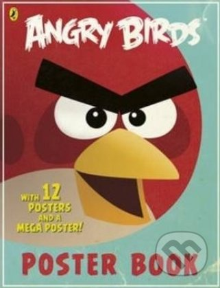 Angry Birds Poster Book -