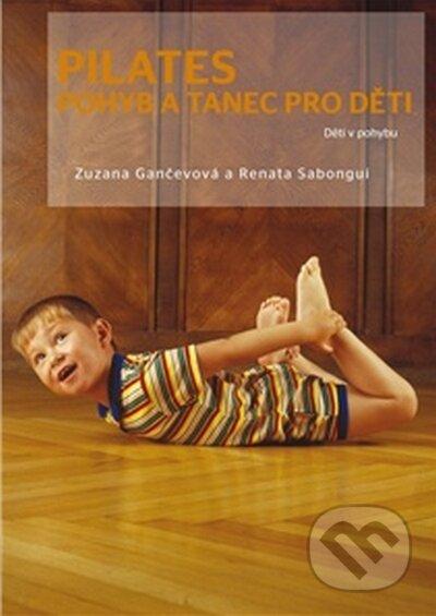 DVD Pilates pre deti DVD