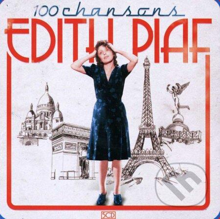 Edith Piaf - 100 Chansons - Edith Piaf