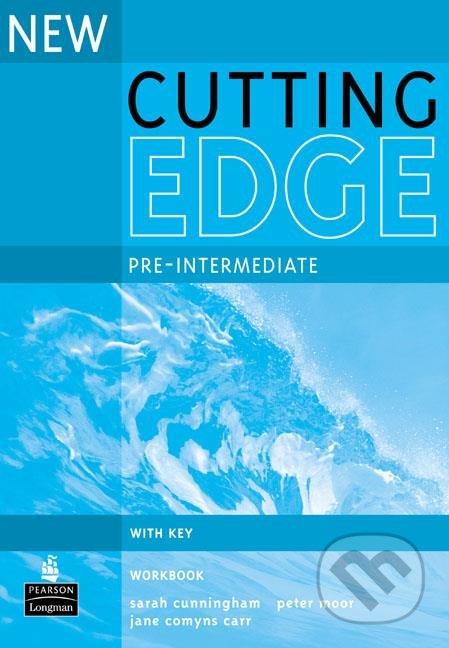 New Cutting Edge: Pre-intermediate - Workbook - Sarah Cunningham, Peter Moor, Jane Comyns-Carr