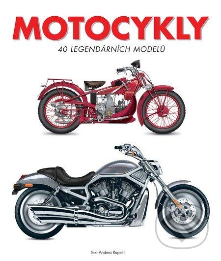 Motocykly - Andrea Rapelli