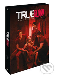 True Blood Pravá krev 4. série DVD