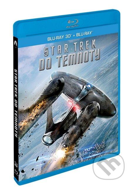 Star Trek: Do temnoty 3D BLU-RAY